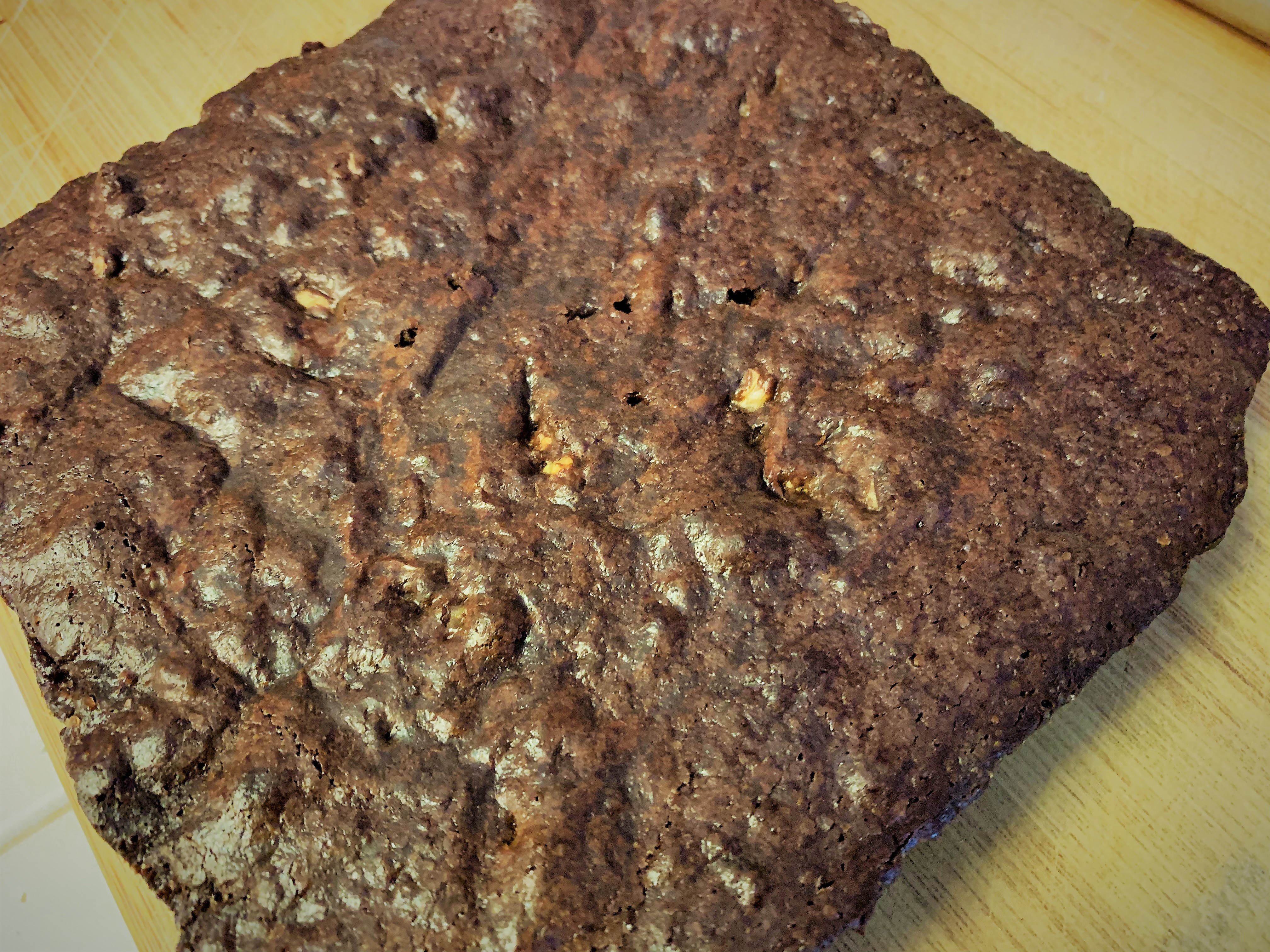 Our completely baked brownies