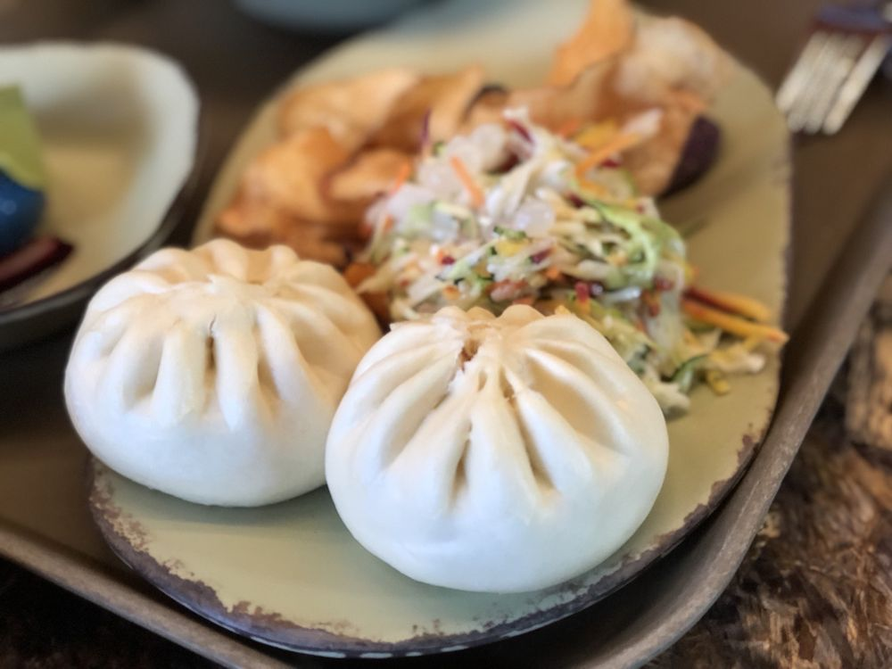 Cheeseburger Pods - Satu'li Canteen - Disney's Animal Kingdom - Walt Disney World