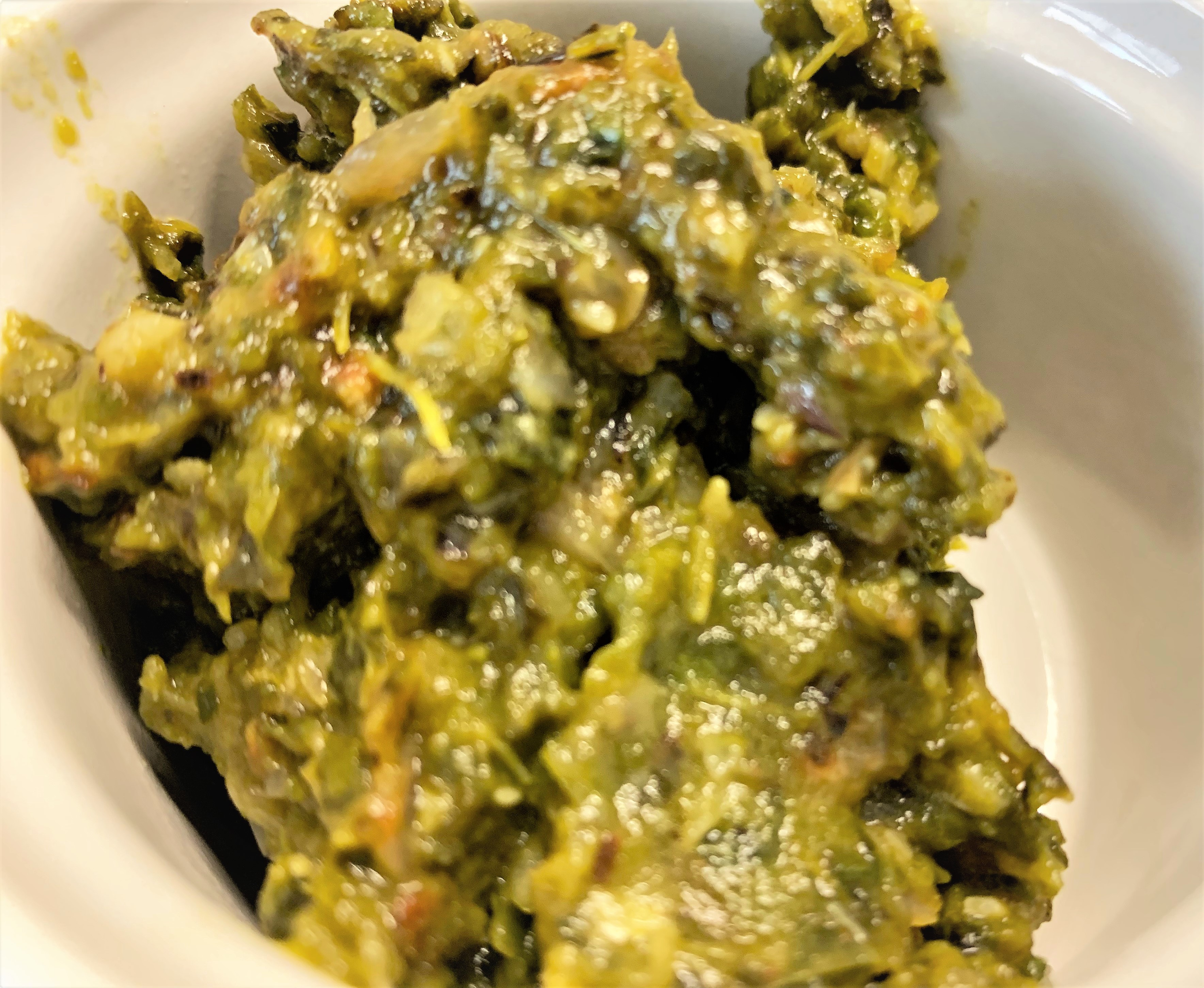 Pepper Puree for Cheese Sauce