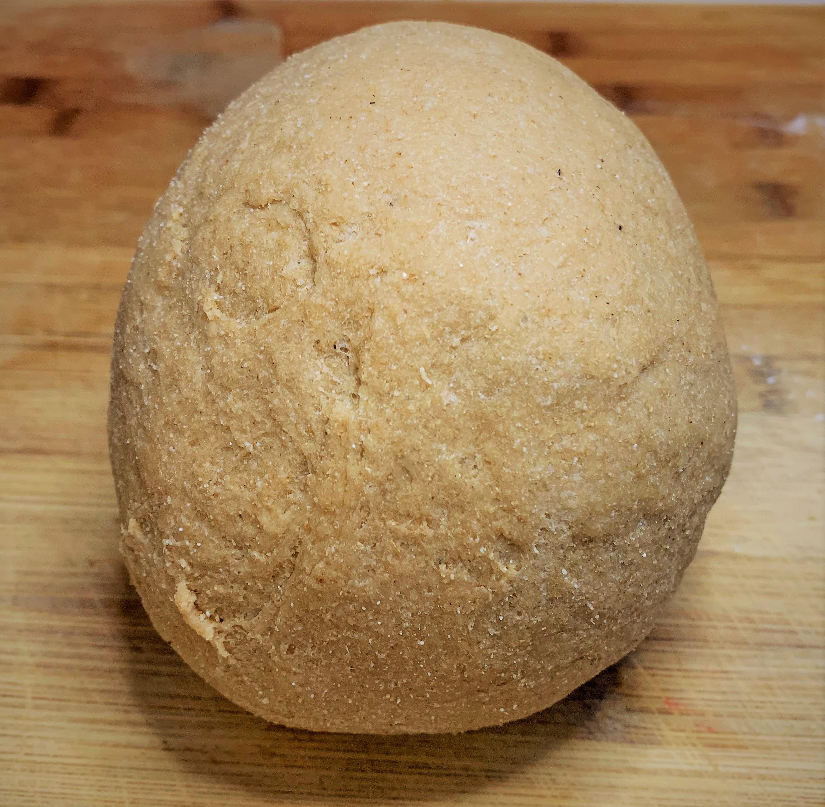Our kneaded dough